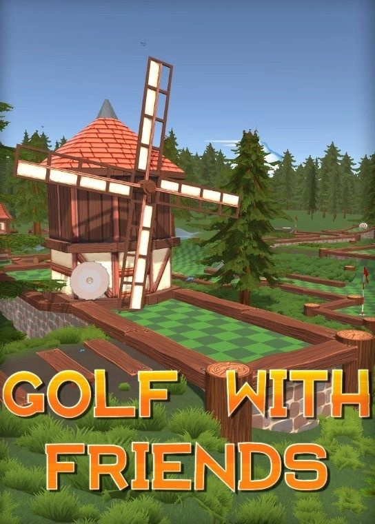Golf With Your Friends + Multiplayer