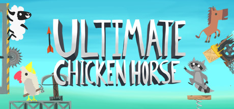 Ultimate Chicken Horse + Multiplayer